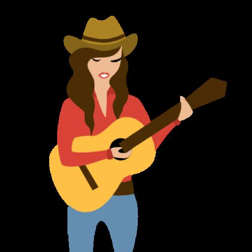 Sing karaoke songs a long VOCA messages sticker-8