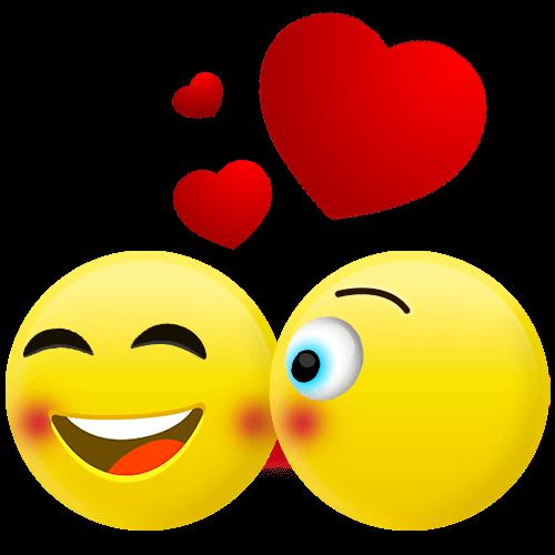LoveMoji Pro messages sticker-7