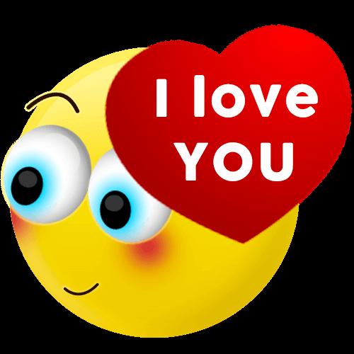 LoveMoji Pro messages sticker-4