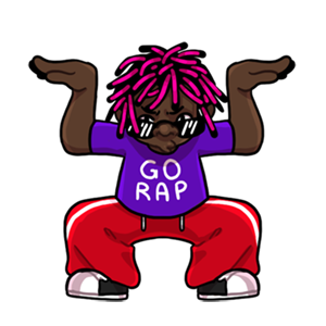 Go Rap - Vocal Effects & Music messages sticker-10