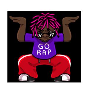 Go Rap - Vocal Effects & Music messages sticker-10