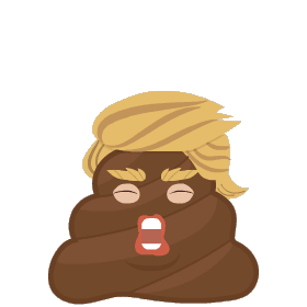 Silly President Stickers messages sticker-11