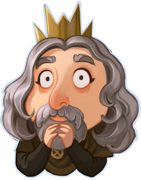 Kingmaker: Rise to the Throne messages sticker-3