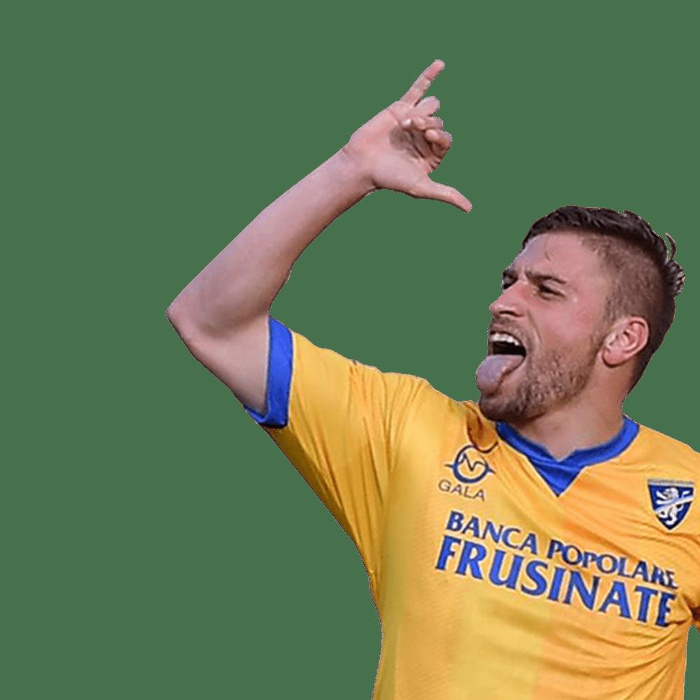 Frosinone Calcio Official App messages sticker-0