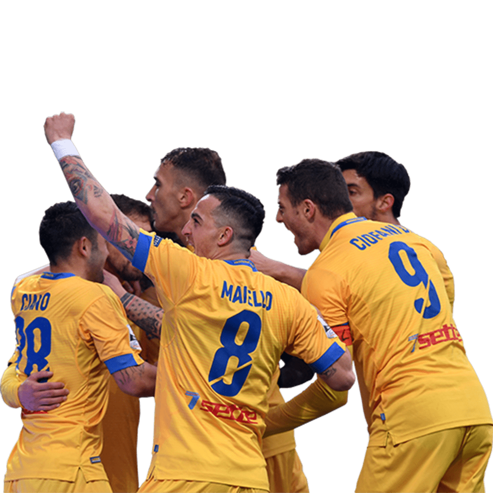 Frosinone Calcio Official App messages sticker-1