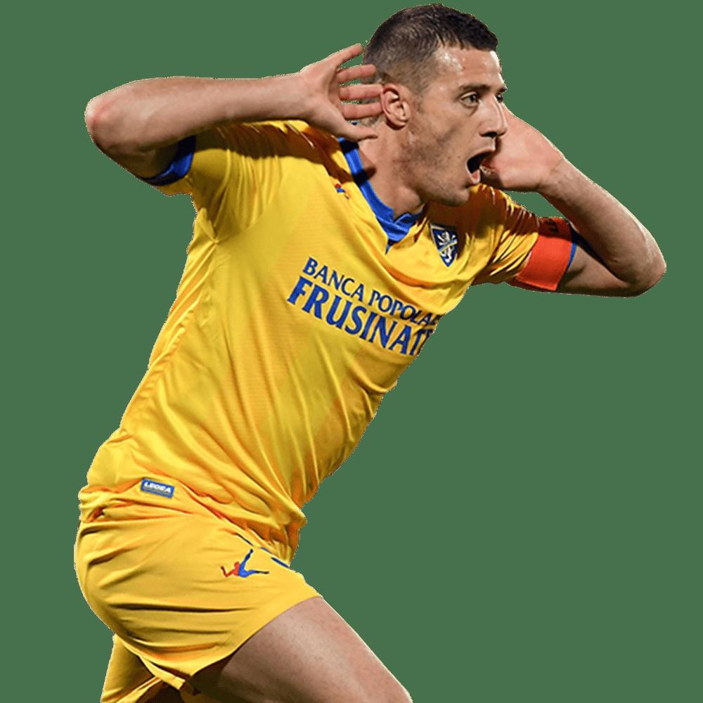 Frosinone Calcio Official App messages sticker-2