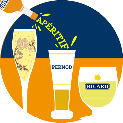 Pernod Ricard Stickers messages sticker-4