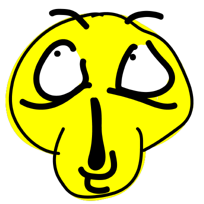 Face Yellow messages sticker-3