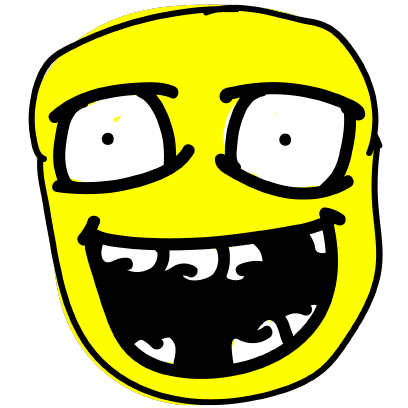 Face Yellow messages sticker-9