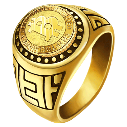 Rings of Rich only VIP messages sticker-8