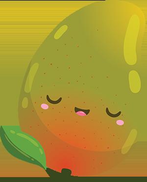 FruitMoji Stickers Pro messages sticker-3