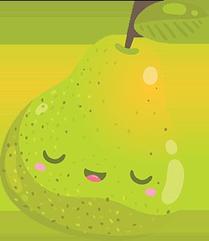 FruitMoji Stickers Pro messages sticker-9