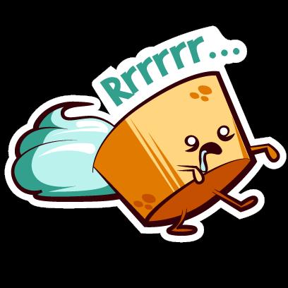 Cupcake Adventures Stickers messages sticker-9