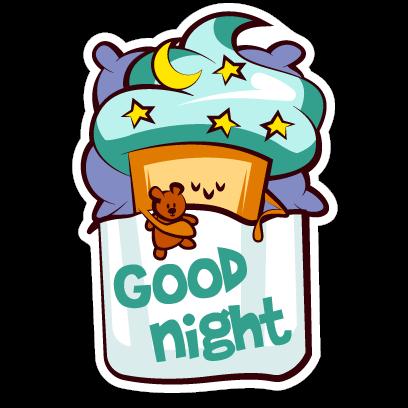 Cupcake Adventures Stickers messages sticker-4