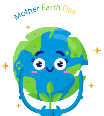 Mother Earth Day (2018) messages sticker-7