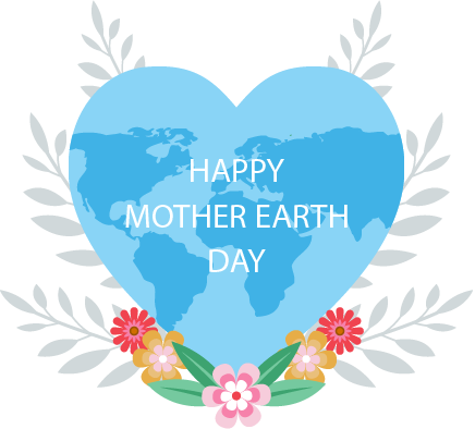 Mother Earth Day (2018) messages sticker-9