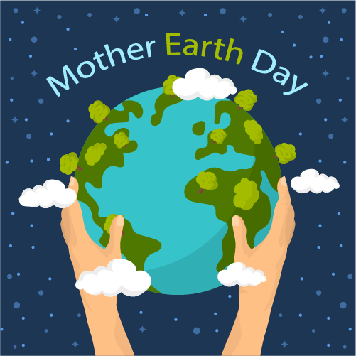Mother Earth Day (2018) messages sticker-6