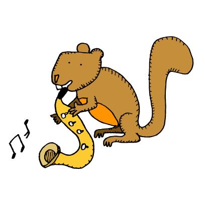 Happy Squirrels Stickers messages sticker-6