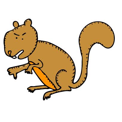 Happy Squirrels Stickers messages sticker-9