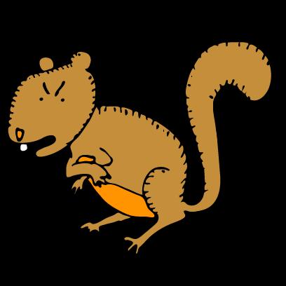 Happy Squirrels Stickers messages sticker-8