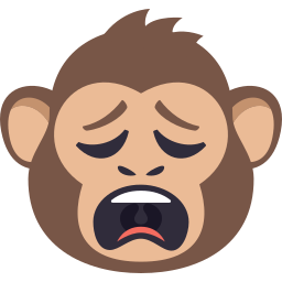 Monkey Pack by EmojiOne messages sticker-4
