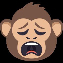 Monkey Pack by EmojiOne messages sticker-4
