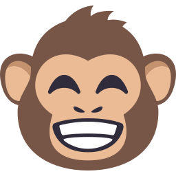 Monkey Pack by EmojiOne messages sticker-5