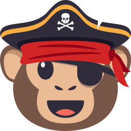 Monkey Pack by EmojiOne messages sticker-11