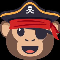 Monkey Pack by EmojiOne messages sticker-11