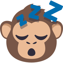 Monkey Pack by EmojiOne messages sticker-10