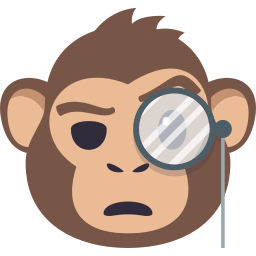 Monkey Pack by EmojiOne messages sticker-8