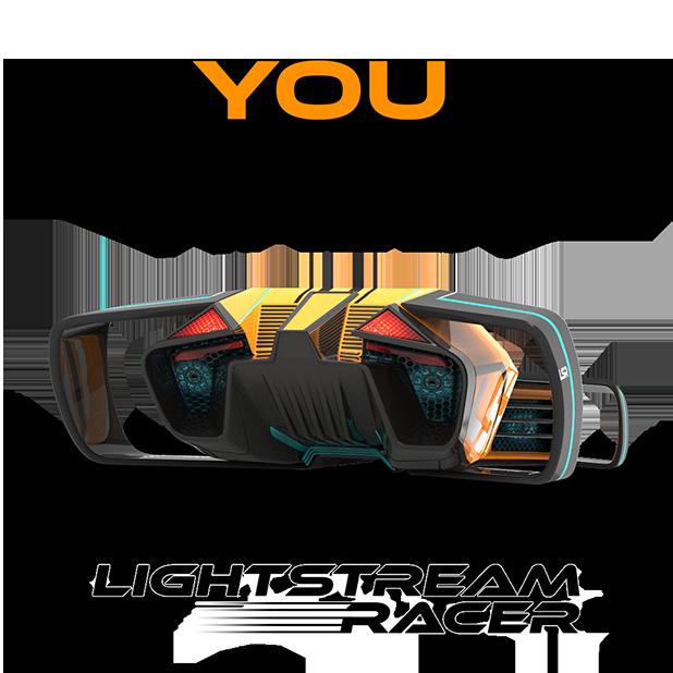 Lightstream Racer messages sticker-8