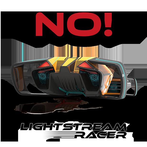Lightstream Racer messages sticker-11