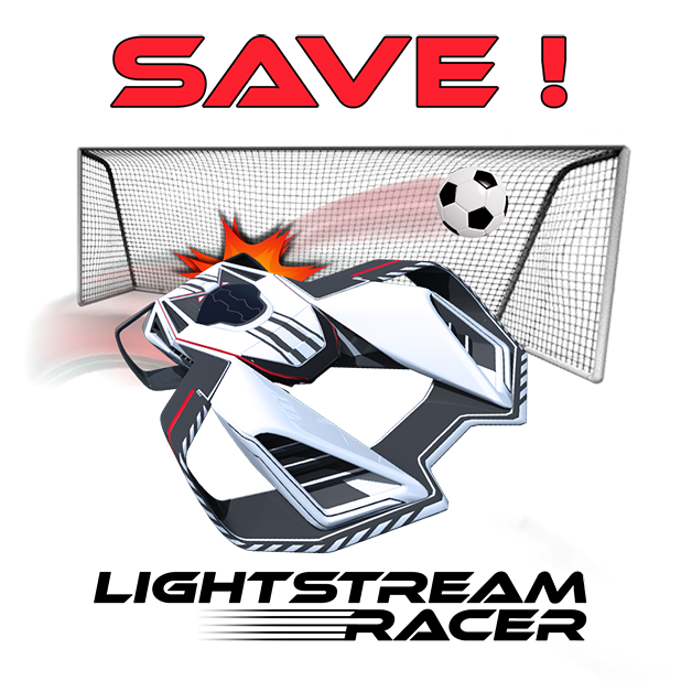 Lightstream Racer messages sticker-6