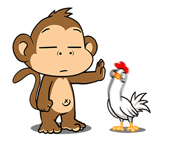Crazy Monkey Town messages sticker-6