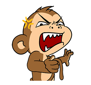 Crazy Monkey Town messages sticker-7