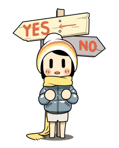 Cute Mary messages sticker-3