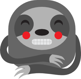 Sloth Stickers Pro messages sticker-3