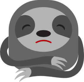 Sloth Stickers Pro messages sticker-0