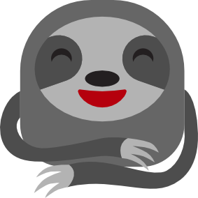 Sloth Stickers Pro messages sticker-7