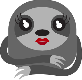 Sloth Stickers Pro messages sticker-4