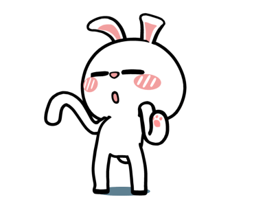 Crazy Bunny Animated messages sticker-9