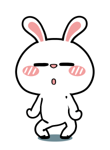 Crazy Bunny Animated messages sticker-3