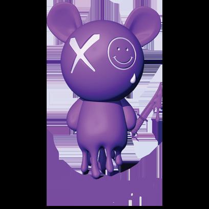 Panda Ghost Revenge 2.0 SP messages sticker-4