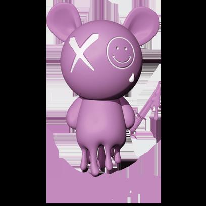 Panda Ghost Revenge 2.0 SP messages sticker-3