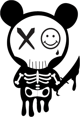 Panda Ghost's Revenge SP messages sticker-10