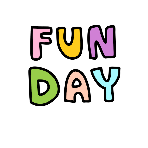 Funday Box Stickers messages sticker-2