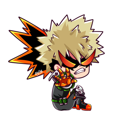 My Hero Academia messages sticker-9