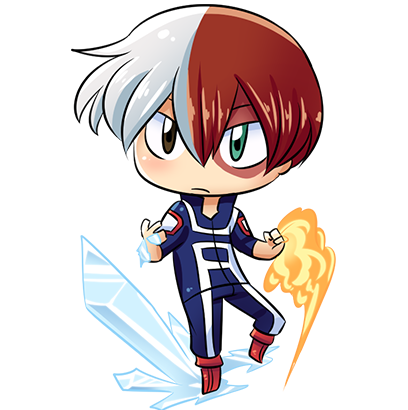 My Hero Academia messages sticker-10