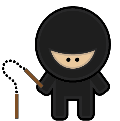 Fighting Ninja messages sticker-4